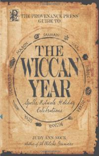 The wiccan year